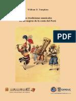 1982 Las tradiciones musicales de los negros de la costa del Perú - William Tompkins (CEMDUC, 2011).pdf
