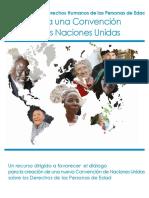 Fortaleciendo los derechos Humanos de las personas adultas  mayores