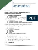 [MFE] Finance participative (Islamique).docx