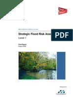 West Wiltshire Avon 2008 Flood Risk Assessment