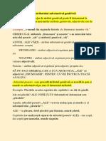 Atributul substantival prepozitional