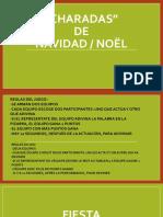 CHARADAS DE NAVIDAD