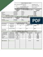 Ficha técnica costos