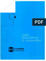 Harris Transmitter and antenna catalog