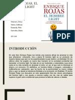 Enrique Rojas, El Hombre Light Presentacion