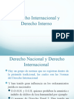 3, relacion derecho internacion e interno