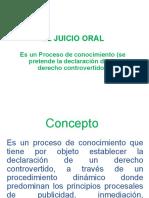 5. EL JUICIO ORAL