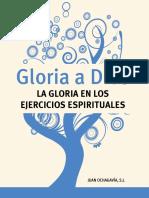 la Gloria en los ejercicios espirituales