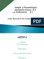 3-Los Microorganismos Patogenos  y la Enfermedad