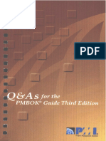 Frank T. Anbari - Q & a's for the PMBOK Guide Third Edition -Project Management Institute (2005)