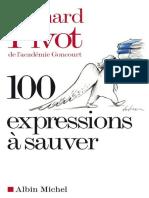 500 expressions a sauver