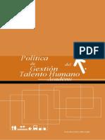 Politica_talento_humano_UEB_2013
