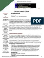 Estreptococos - BACTERIOLOGÍA - CAPÍTULO DOCE.pdf