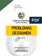 Coleccion Exámenes TES 2008-09