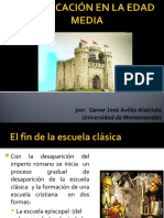 La educacion en la edad media.ppt