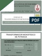 TRABAJO Maquinas electricas