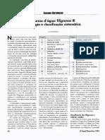 21 - Marcas dagua - Filigranas III - Tipologia