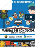 Manual del Conductor. Programa mi primer licencia._compressed