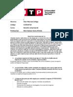 PC 1 Derecho Empresarial UTP 2020