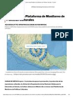 Unesco lanza Plataforma de Monitoreo de Políticas Culturales - Proceso.pdf