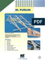 eCo Steel Purlin