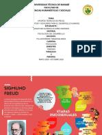 aportes teóricos de Freud, Piaget, Vygotsky y Kohlberg para el desarrollo humano