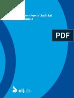 La Independencia Judicial en Guatemala