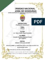 ENSAYO SOBRE LA LEY FUNDAMENTAL DE EDUCACION.docx