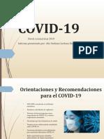 COVID-19 Informe