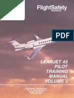 Learjet 45 Pilot Traning Manual Volumen 2