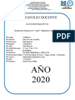PORTAFOLIO ELITER 4 Y 5
