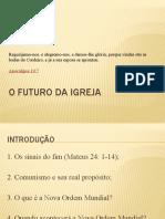O Futuro da Igreja.pptx
