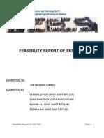 SRS Tech Feasibility Report
