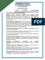 Patología del cristalino.