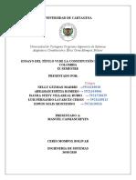 ENSAYO DEL TITULO VI DE LA CONSTITUCION POLITICA DE COLOMBIA - copia
