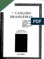 7 Canções Brasileiras - Henrique Pinto