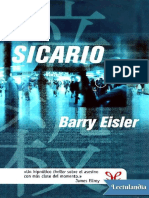 Sicario - Barry Eisler