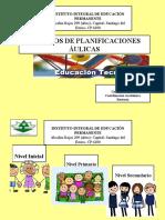 modelos de planificaciones IIEP 2019