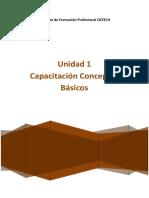 Unidad 1 - Capacitacion - Conceptos Basicos