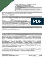 Ficha EBI Ambiental 7599