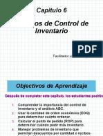 MODELOS DE CONTROL DE  INVENTARIO (CAP-6).ppt