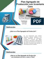 Plan Agregado de Producción con Inventario cero REVISADO.pptx