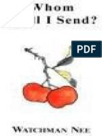 Whom Shall I Send