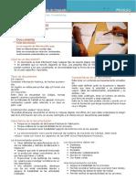 requisitos para Documentación