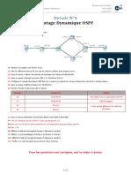 Correction Devoir Routage Dynamique OSPF