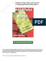 basketball-on-paper-rules-and-tools-for-performance-analysis
