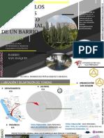 Revista Analisis Urbano Del Barrio