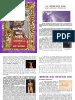 SEÑOR DEL MAR, Historia y Devoción