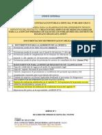 1.- DECLARACIONES JURADAS