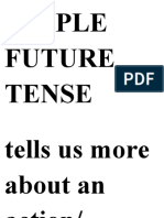 SIMPLE FUTURE TENSE.doc